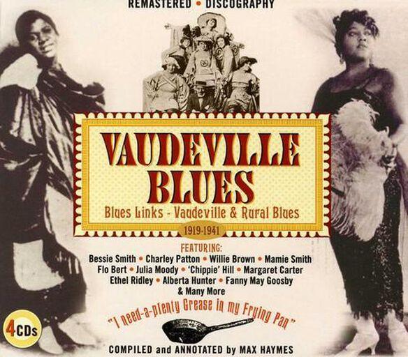 Vaudeville Blues 1919 1941 / Various (Box)