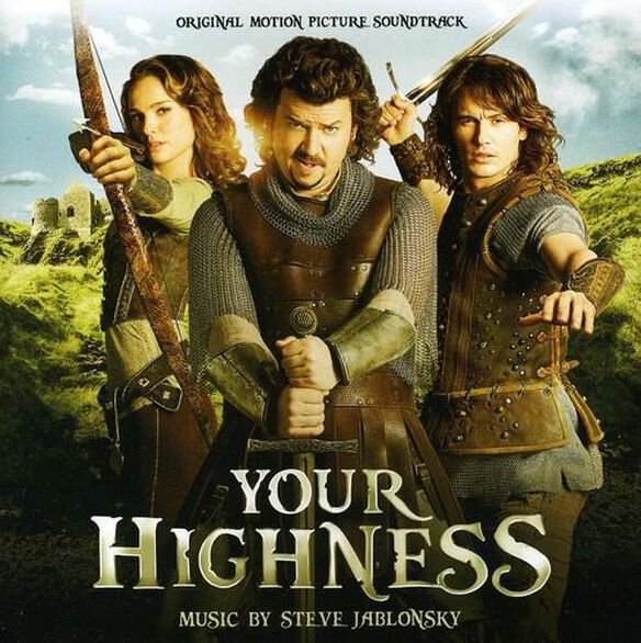 Your Highness / O.S.T.
