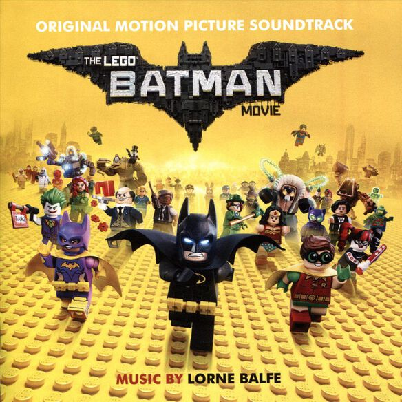 Lego Batman Movie: Songs From Motion Picture / Var