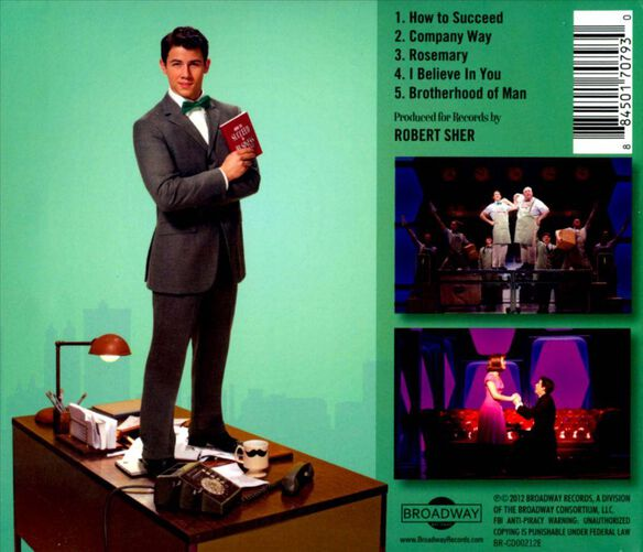 Songs From How To Succeed In Business Without (Ep)