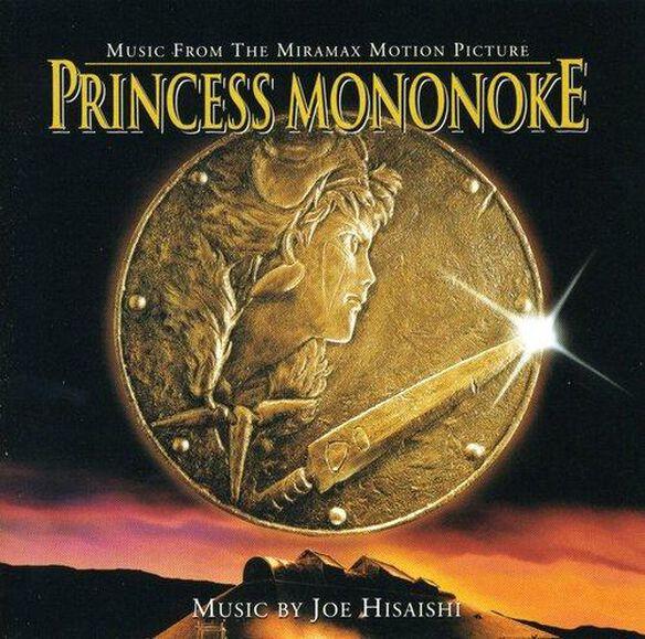 Princess Mononoke (1997) / O.S.T.