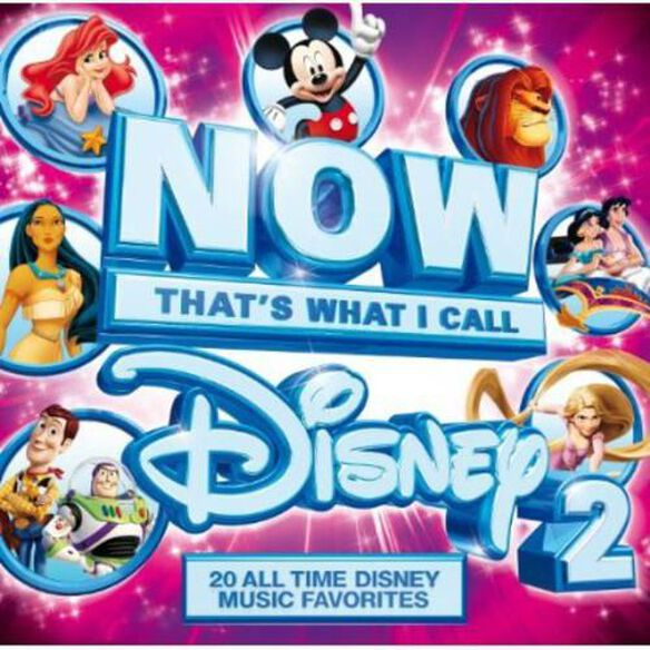 Now Disney 2 / Various (Ltd) (Dlx)