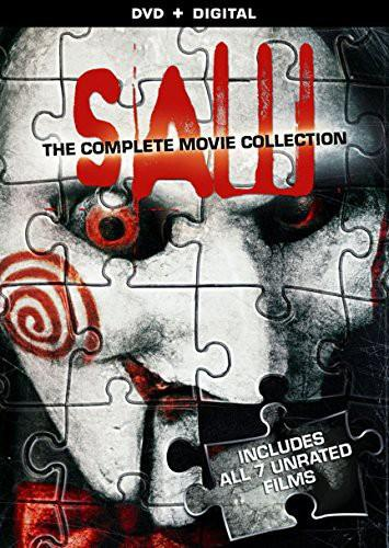 Saw: The Complete Movie Collection [4 Discs]