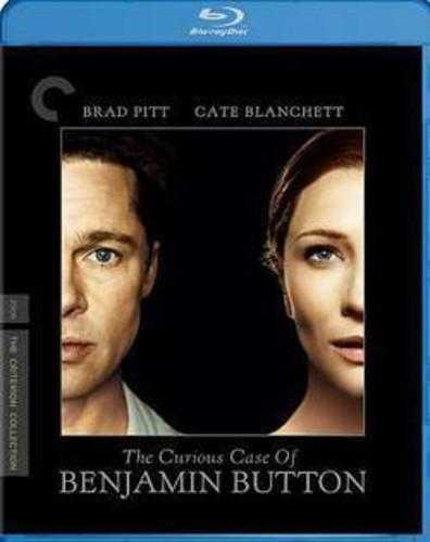 Curious Case of Benjamin Button [Criterion Collecton] [2 Discs] [Blu-ray], , small