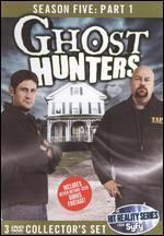 Ghost Hunters: Season Five, Part 1 [3 Discs]