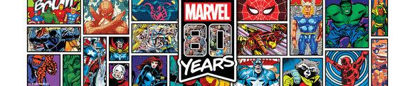 Marvel Comics 80th Anniversary