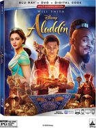 Shop Disney - Now Available: Aladdin on home video