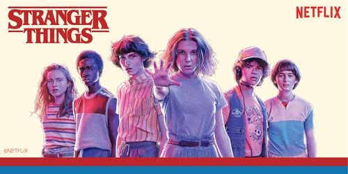 Stranger Things Season 4 Merchandise