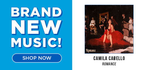 New Music Releases: Camila Cabello/Romance; The Who/The Who; Mary J Blige/Herstory Pt.1 & More!