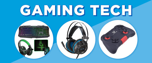 Gaming Tech! - Shop Now!