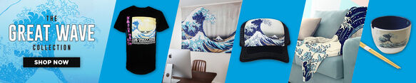 The Great Wave Collection