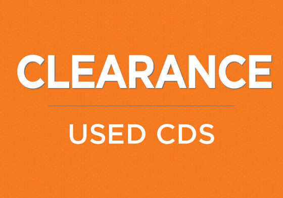 Clearance Used CDs