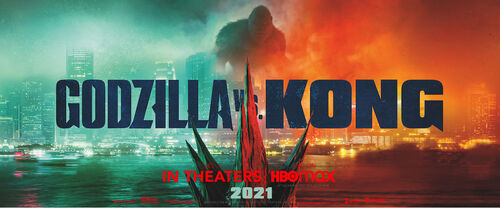 New Release: Godzilla Vs. Kong 2021 In Theaters and on HBO Max - Shop Products Now!