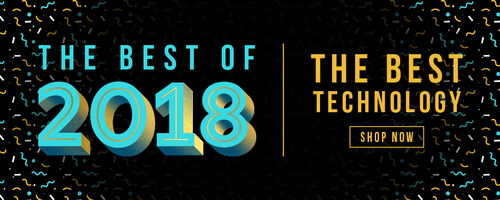 The Best Electronics of 2018 - Shop Now!