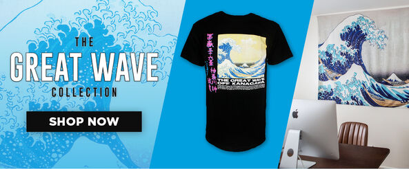 The Great Wave Collection - Shop Now!