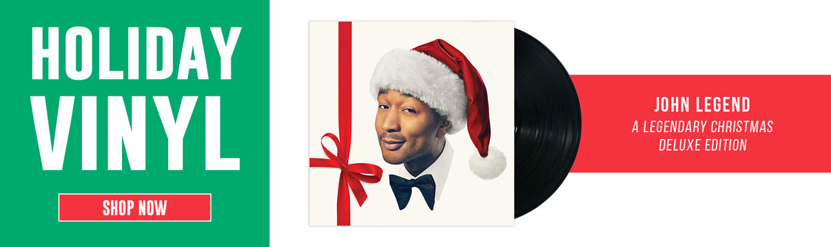 Vinyl New Release: John Legend - A Legendary Christmas: Deluxe Edition - Now Available