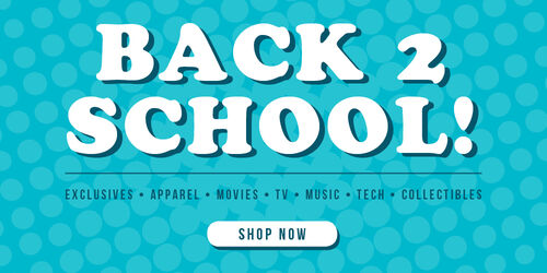 Shop Back to School at fye.com
