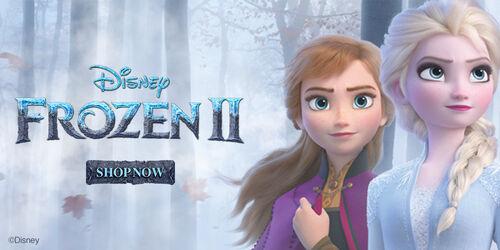 Shop Frozen II
