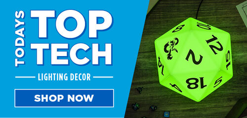 Todays Top Tech Lighting Decor!  Shop Now!
