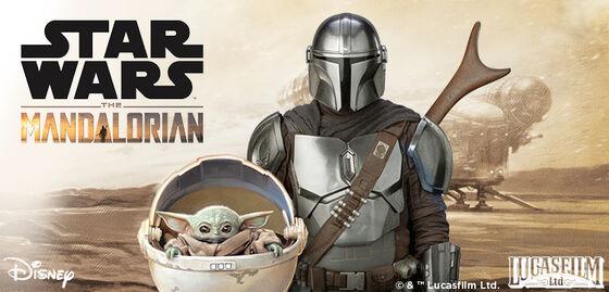 Star Wars: The Mandalorian - Shop Now!