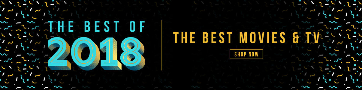 The Best Movies and TV of 2018 - Shop Now!