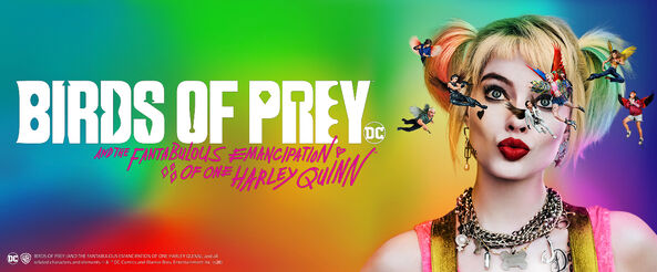 Birds of Prey and the Fabulous Emancipation of Harley Quinn