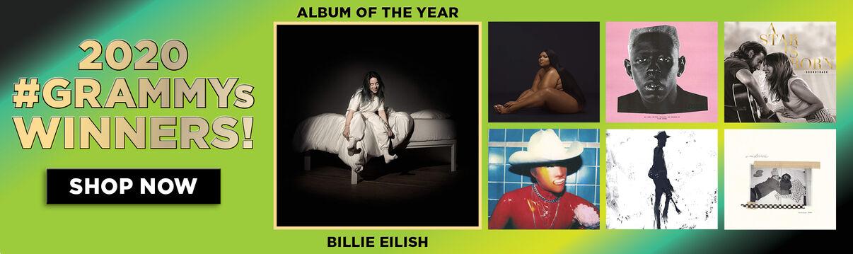 #Grammy's - 2020 Award Winners