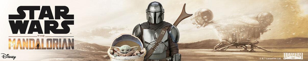 Shop Star Wars: The Mandalorian - Shop Now!