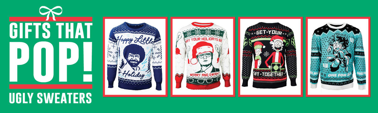 2019 Holiday Ugly Sweaters