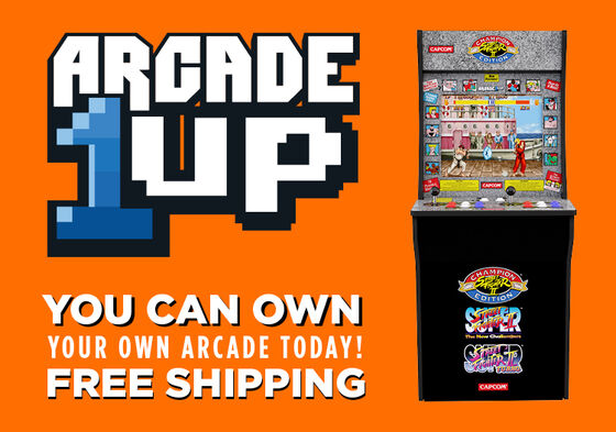 Arcade1Up Games