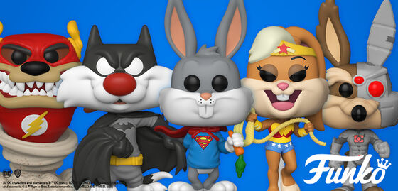 Exclusive Funko Pop Looney Tunes: The Whole Gang.  Shop Now!