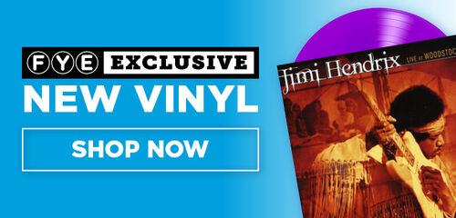 Hot New Exclusive Vinyl - Shop Now!
