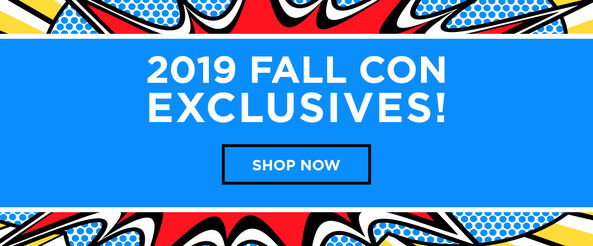 2019 Fall convention exclusives