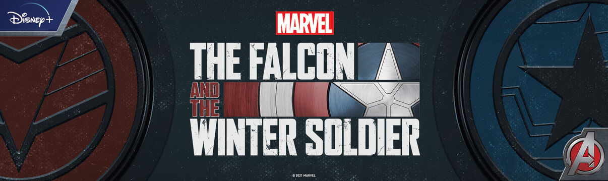 Marvel: The Falcon And The Winter Soldier - Shop Now!