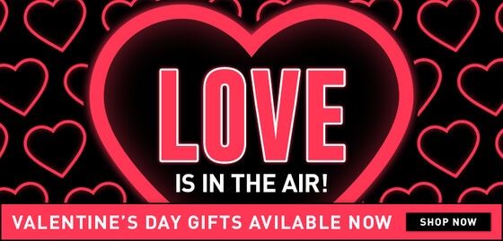 Valentine's Day Gifts: Love is in the Air - Valentine's Day Gifts Available Now