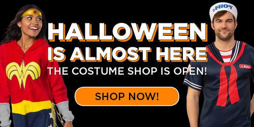 The FYE Halloween Shop!