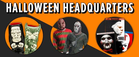 The FYE Halloween Headquarters 2020 - Shop Now!