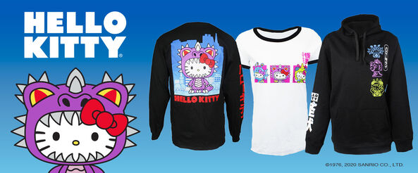 Hello Kitty Kaiju - Shop Now!