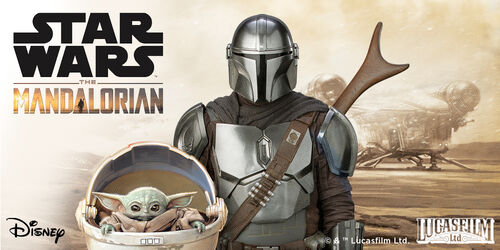 Shop Star Wars: The Mandalorian - Shop Now!
