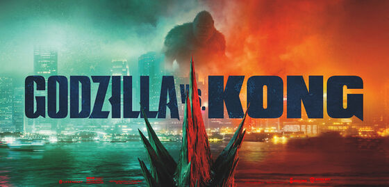 New Home Release: Godzilla Vs. Kong 2021 - Shop Now!