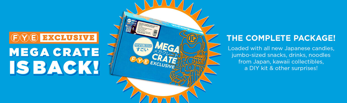 Brand New Megacrate - Now Available!