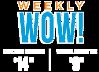 Weekly wow: Hype True Wireless Earbuds - $14.99 & Wonder Woman Logo Women's T-Shirt - $9.99