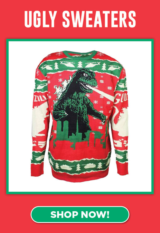 Holiday 2020 Ugly Sweaters