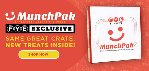 FYE Exclusive Munchpak Now Available