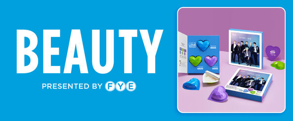 Beauty Presented By FYE:  Featuring BTS Masks and Facetory Beauty Box - Shop Now!