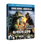 Shop Exclusives - King Kong vs. Godzilla Exclusive Steelbook