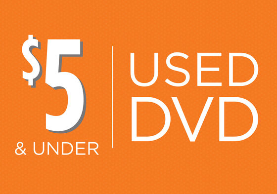 $5 & Under Used DVDs