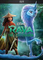 Shop Disney - Now Available on home video: Disney Raya & The Last Dragon