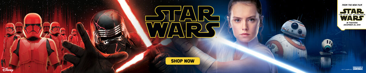 Shop Star Wars Ep. 9