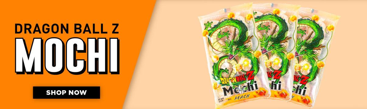 Dragon Ball Z Peach Mochi - Shop Now!